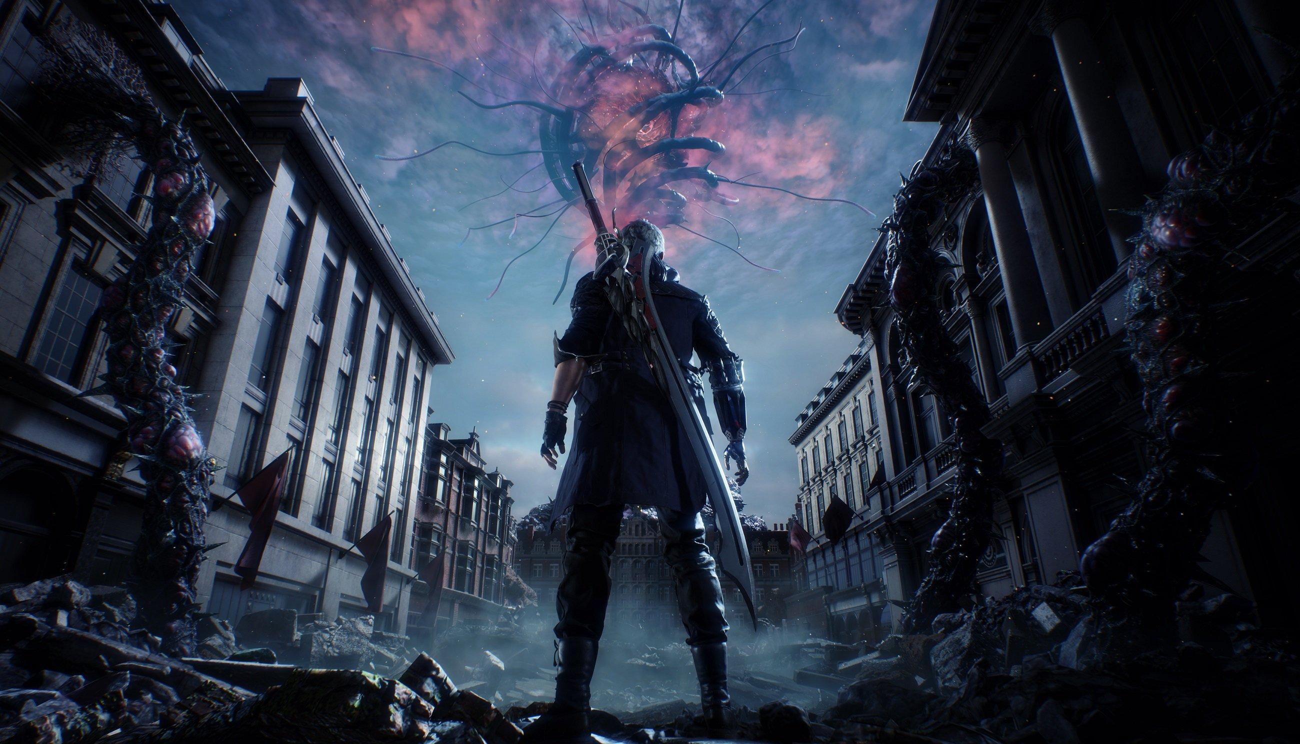Devil May Cry 5 obtient la date de sortie officielle, nouveaux détails de gameplay