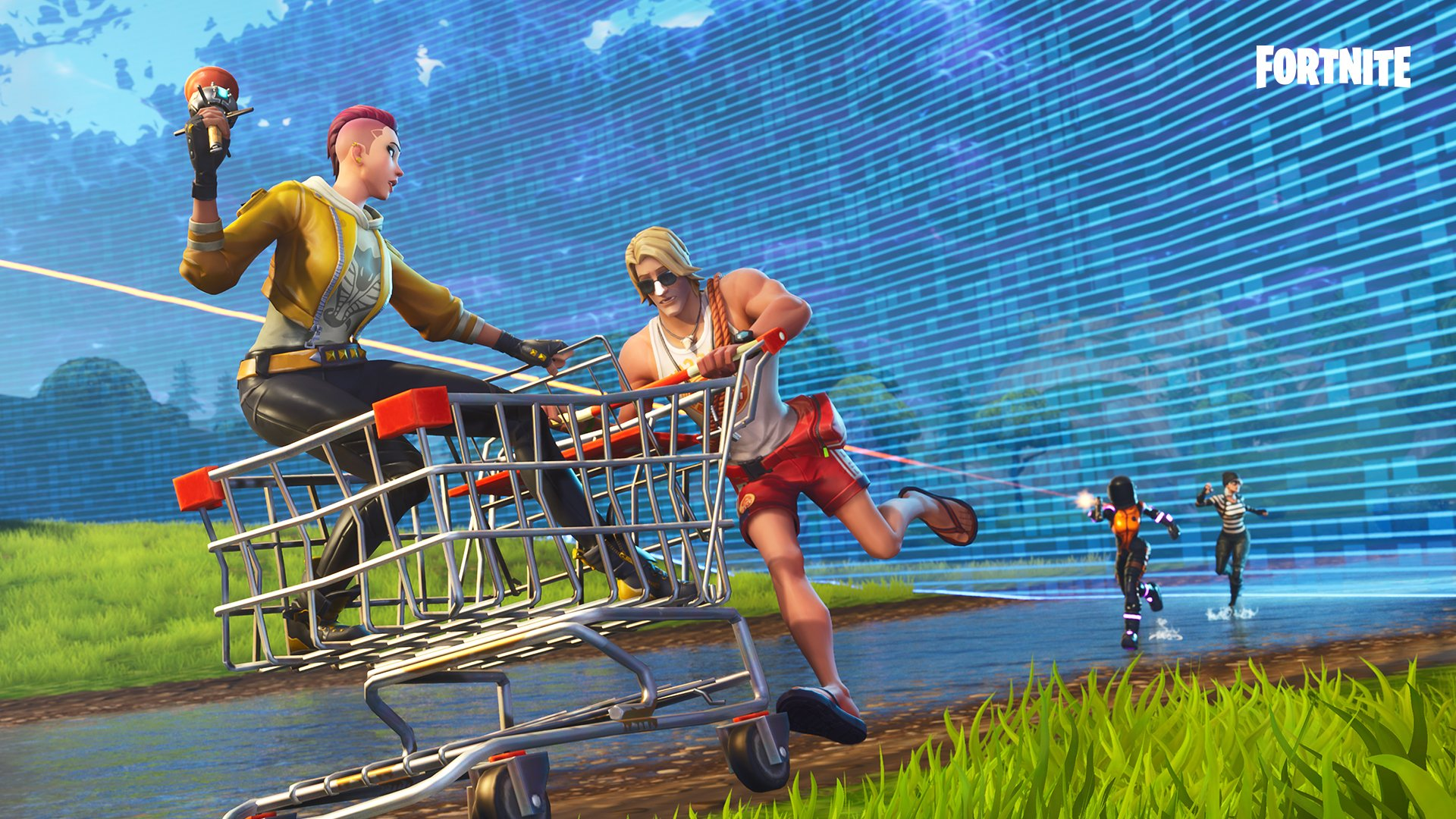 Fortnite 1.70 (5.20) Patch Notes