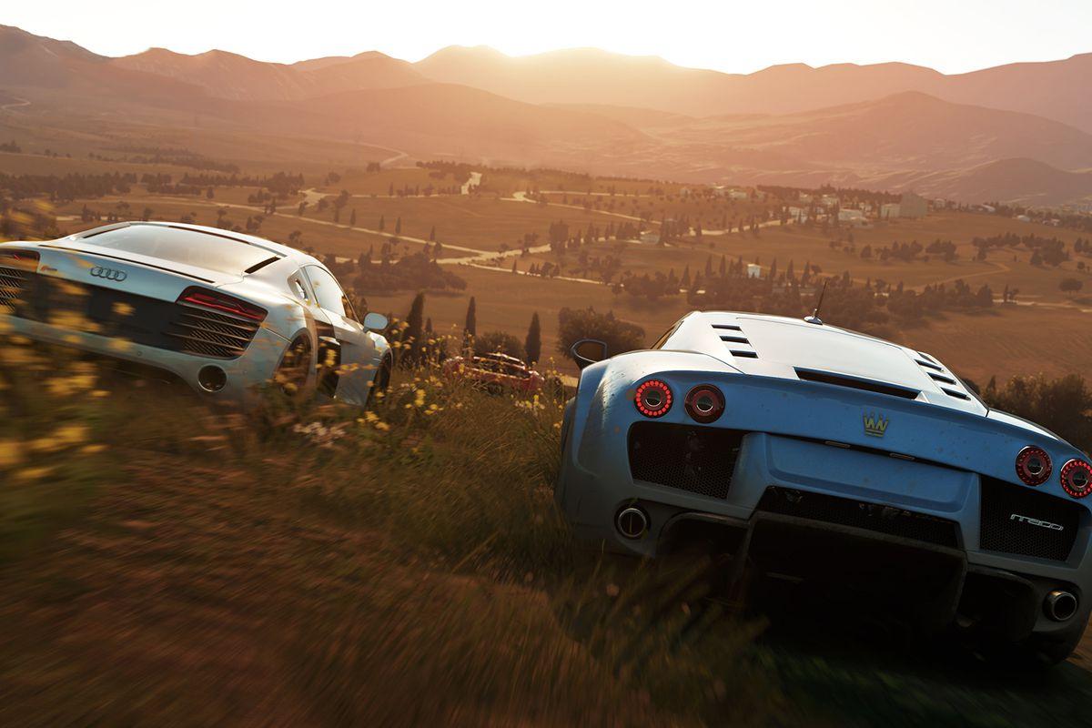 Forza Horizon 2 sera retiré de la cote fin septembre