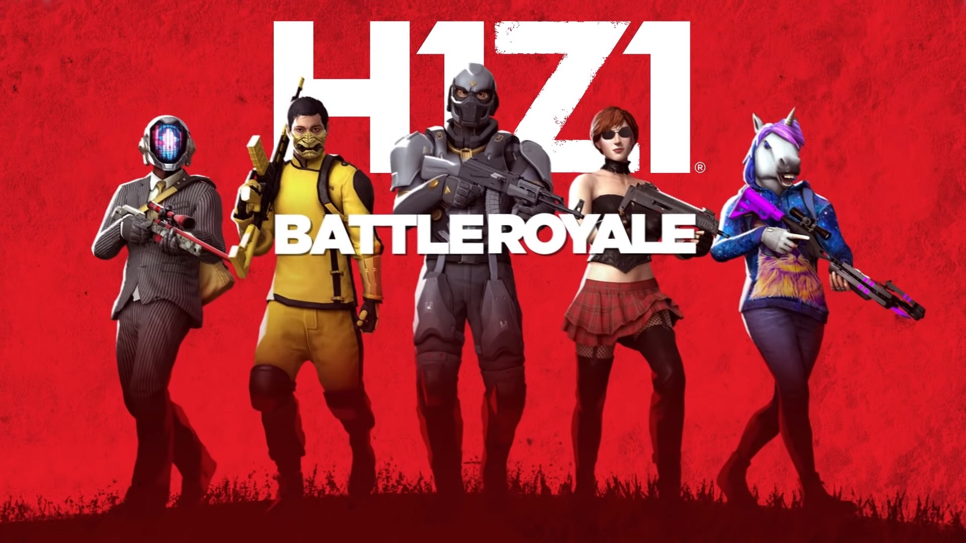 H1Z1 : Lancement officiel de Battle Royale sur PS4