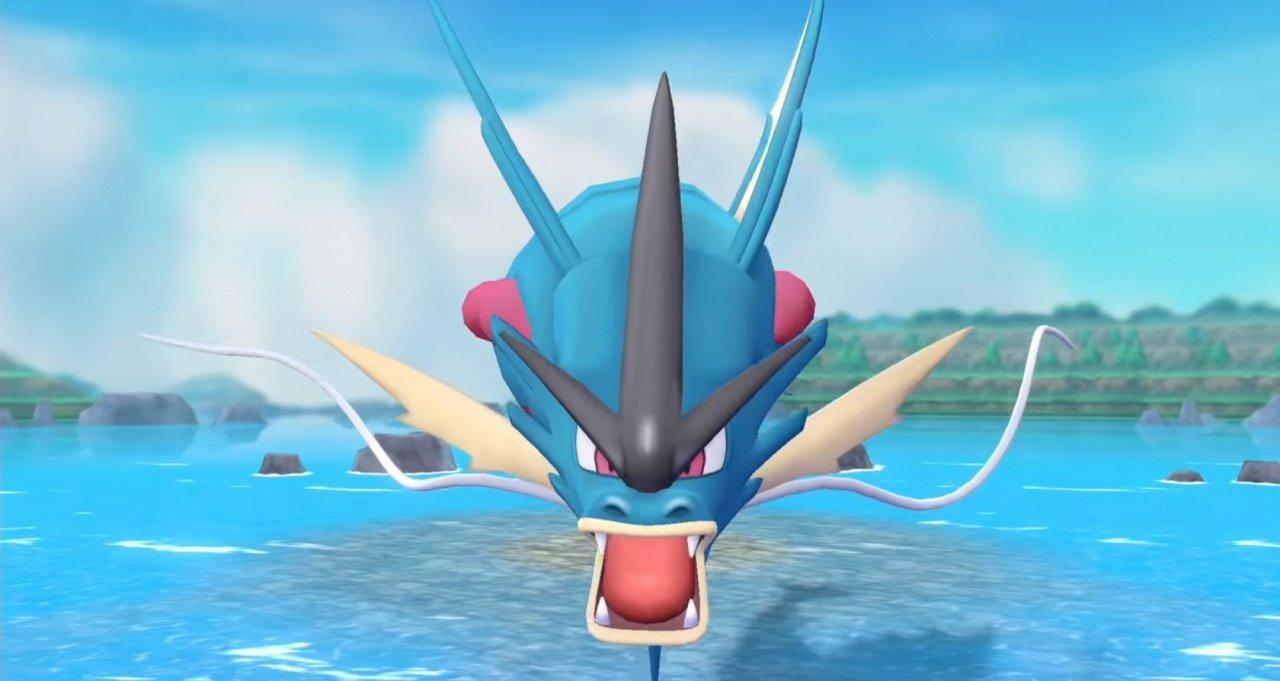 Obtenez votre premier regard sur Mega Evolutions dans Pokémon Allons-y !