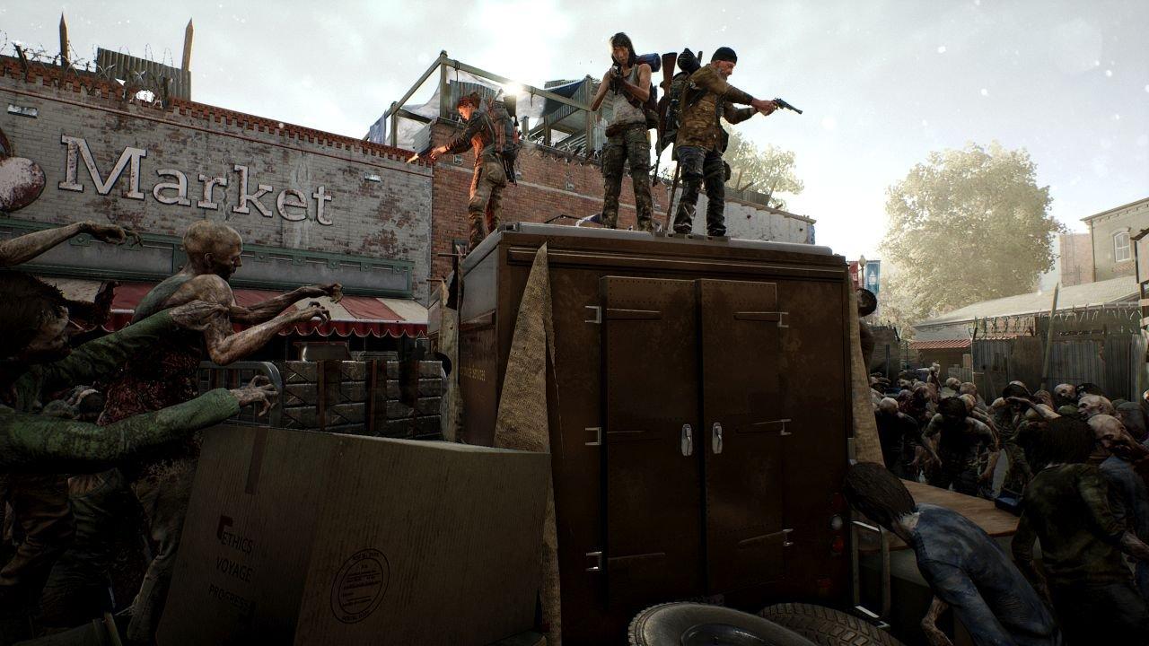 La version console du jeu Walking Dead d'Overkill vient d'être mélangée en 2019