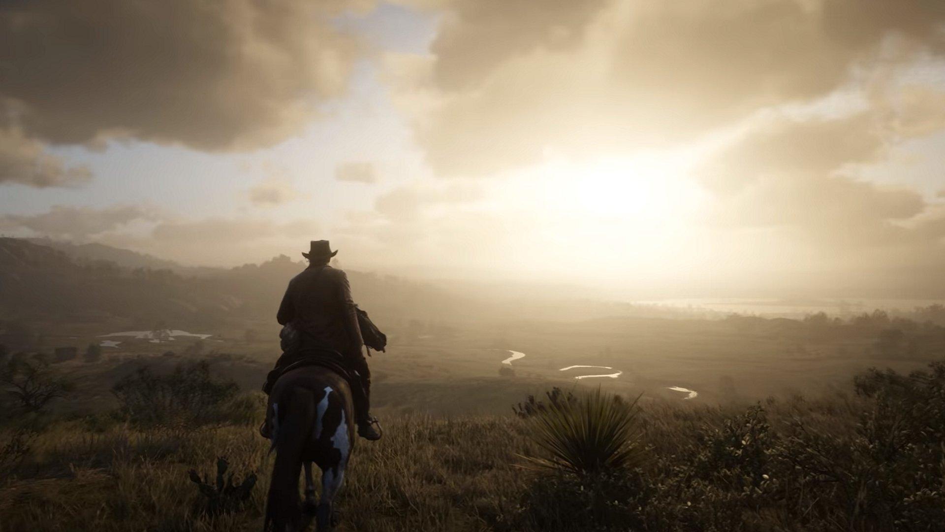 Rockstar sort la toute première bande-annonce du gameplay de Red Dead Redemption 2
