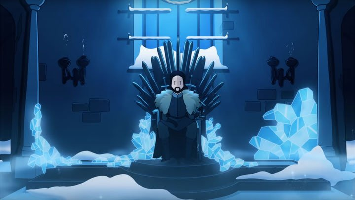 Mobile hit Reigns va s'attaquer à Game of Thrones prochain