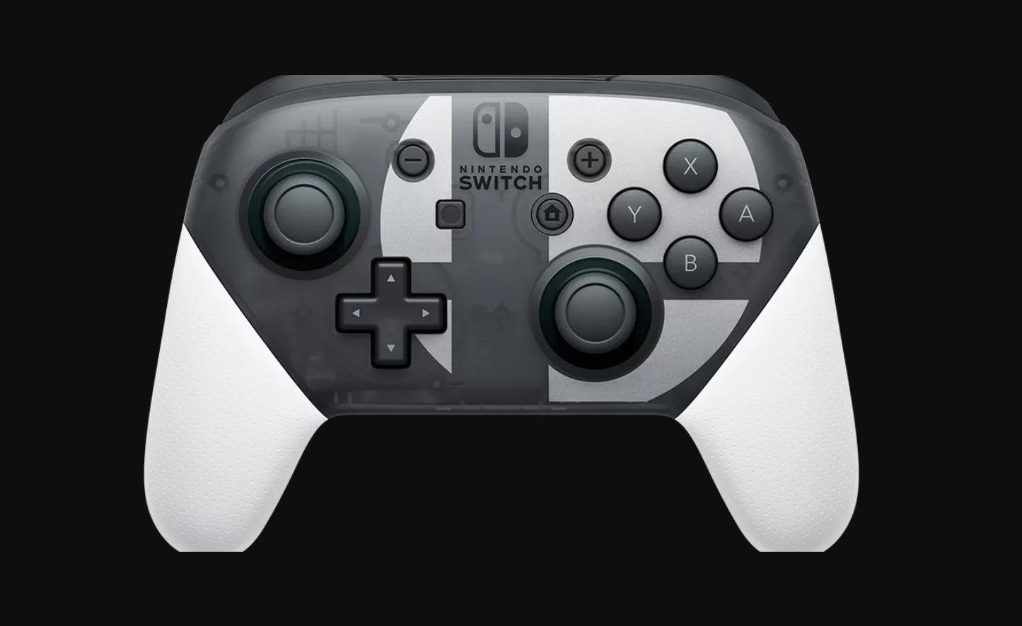 Nouveau Super Smash Bros. contrôleur Ultimate édition limitée Pro Ultimate a annoncé