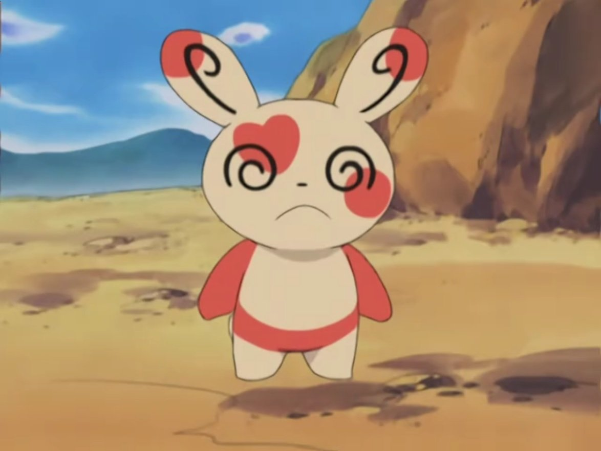 Spinda arrive à Pokemon Go