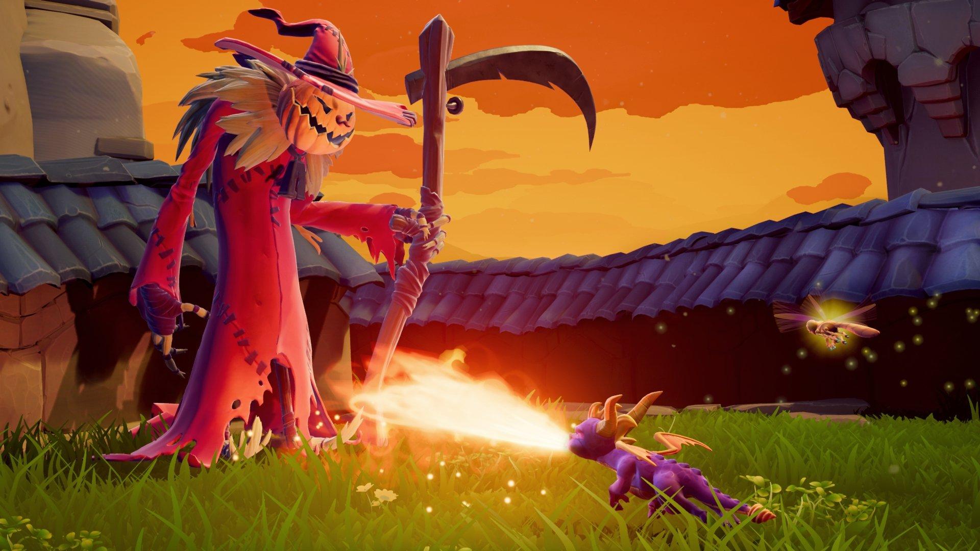 Spyro Reignited Trilogy repoussé à Novembre