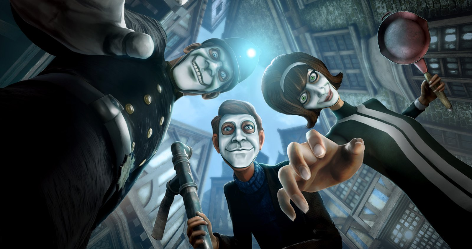 À quoi s'attendre de la passe de saison de We Happy Few ?