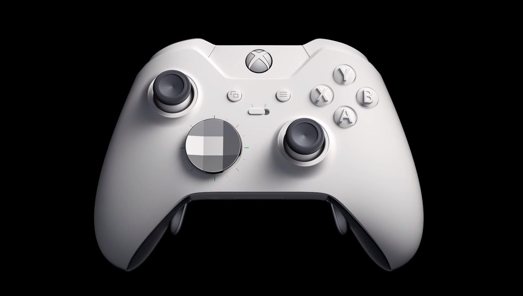 Microsoft dévoile Robot White édition limitée Xbox One X X