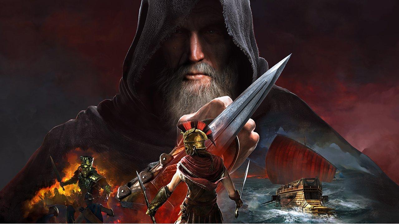 Le DLC de Creed Odyssey d'Assassin après le lancement de DLC a été révélé