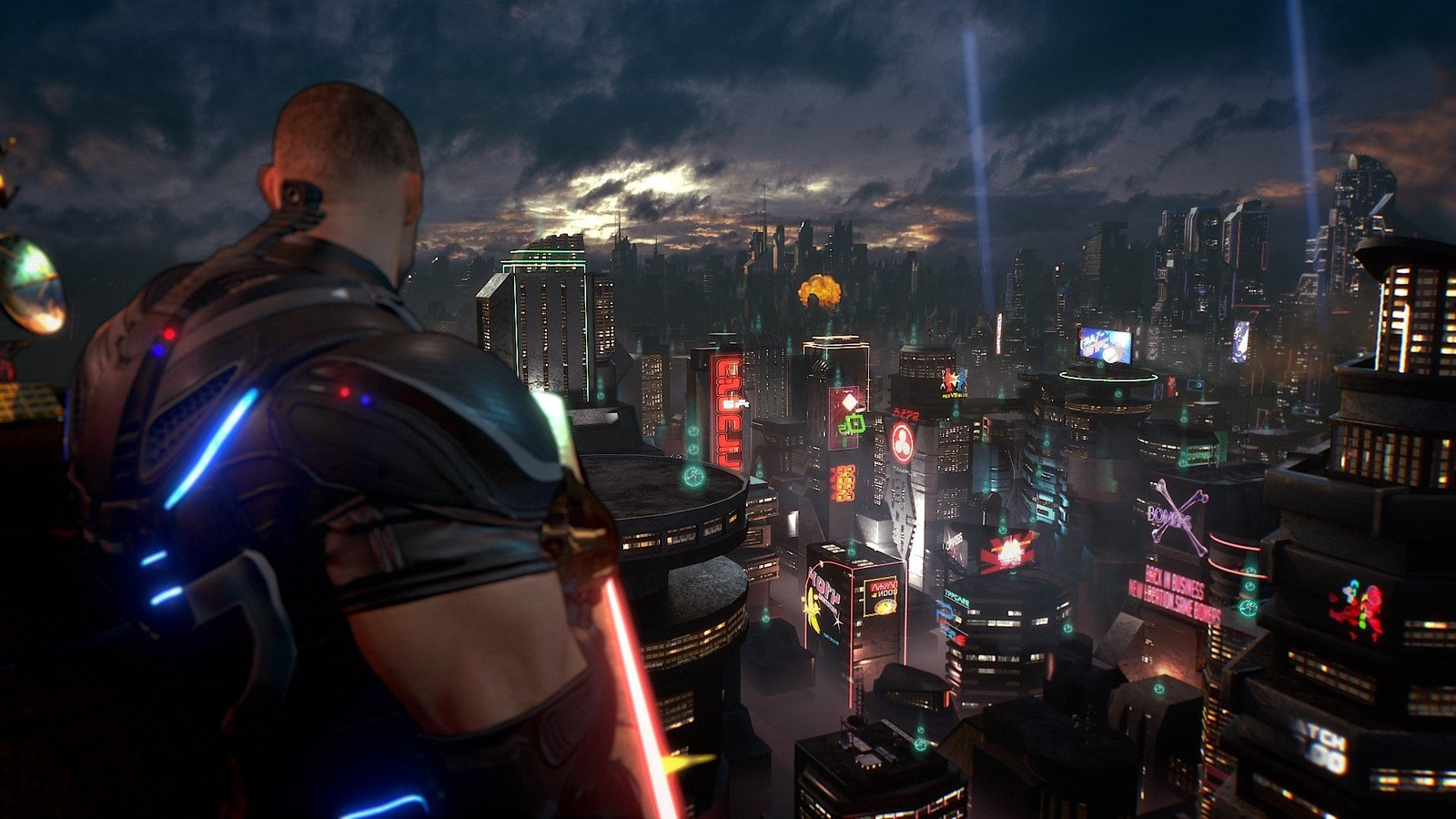 Microsoft : @@'we didn't need Crackdown 3 @@' this year