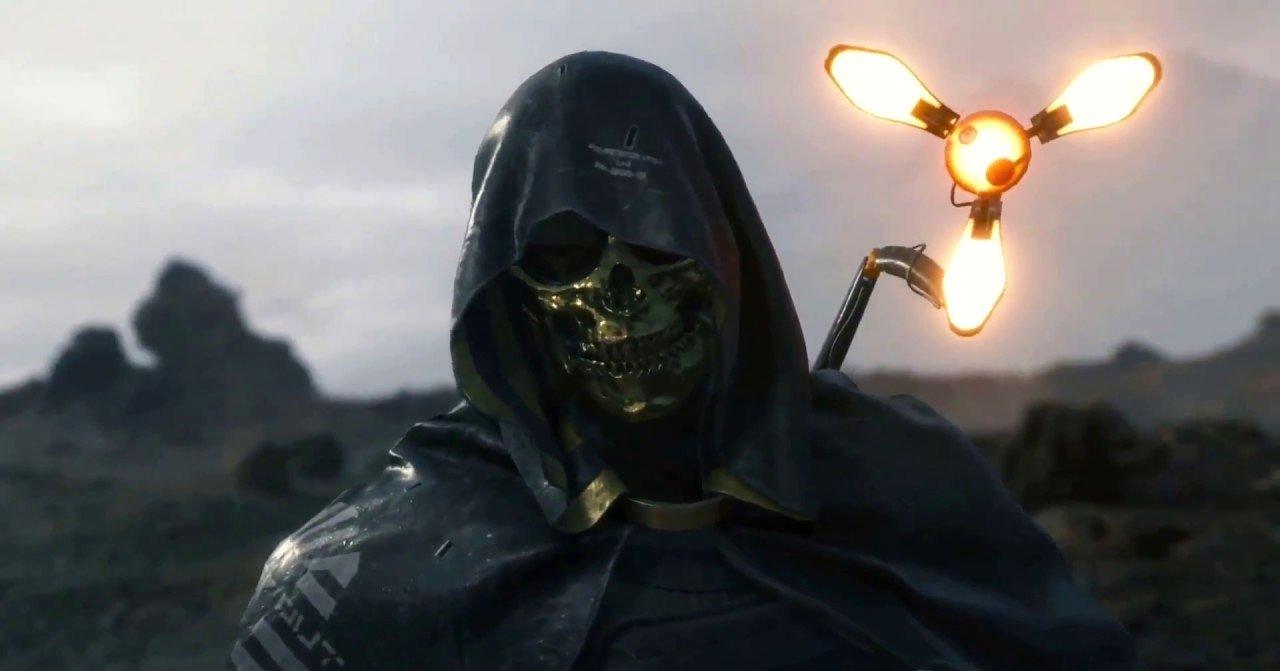 Un nouveau teaser de Death Stranding révèle L'homme au masque d'or