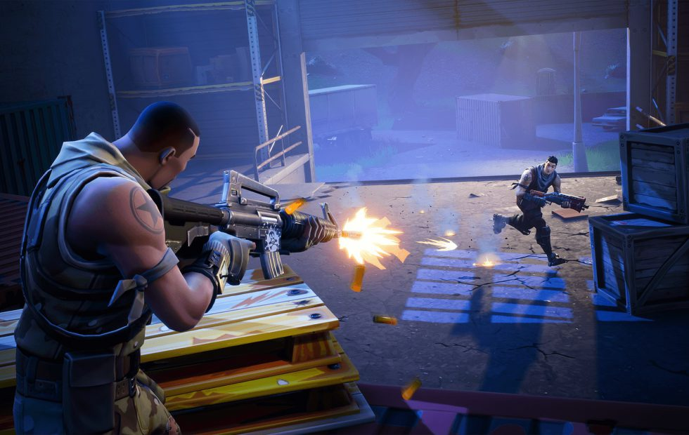 PlayStation 4 se joint enfin à la fête multiplateforme Fortnite