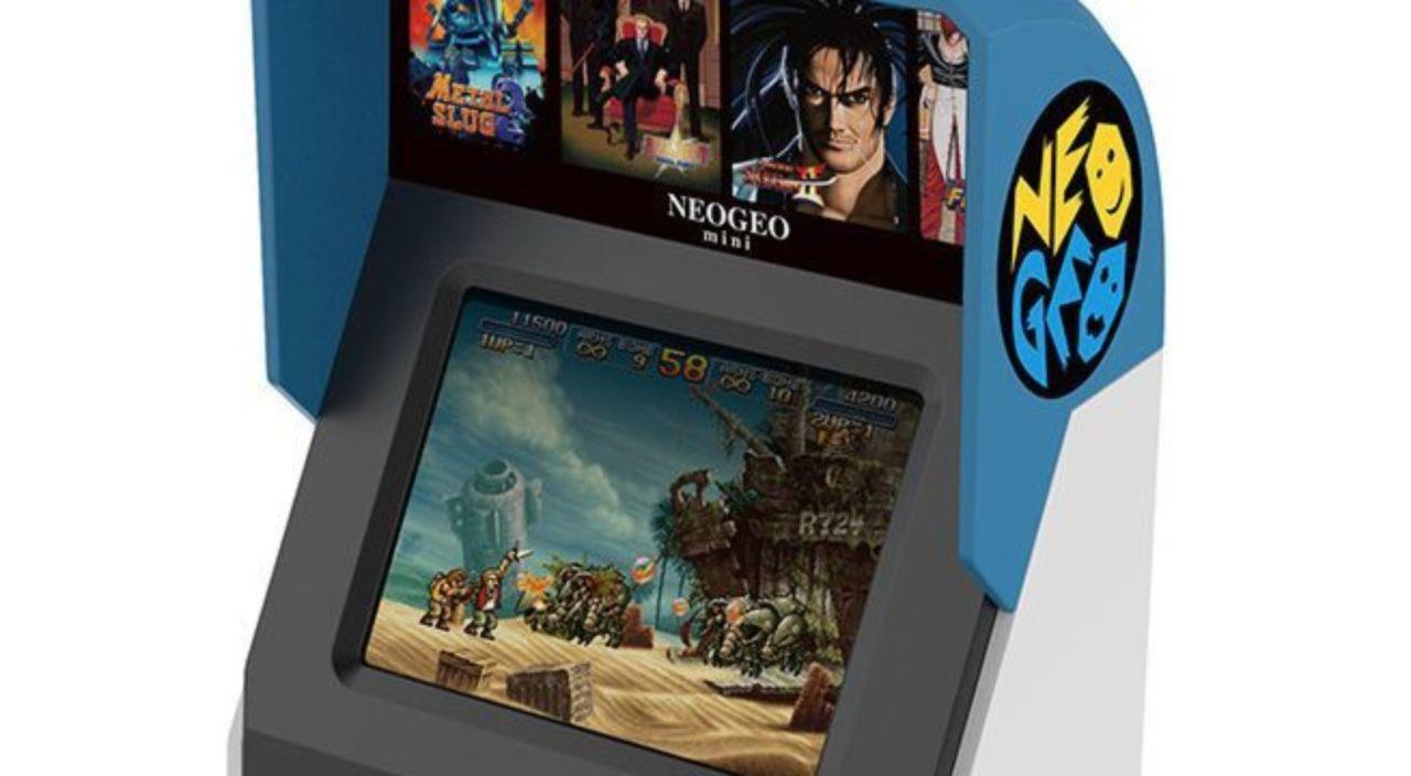 Le NEOGEO Mini est maintenant disponible aux Etats-Unis.