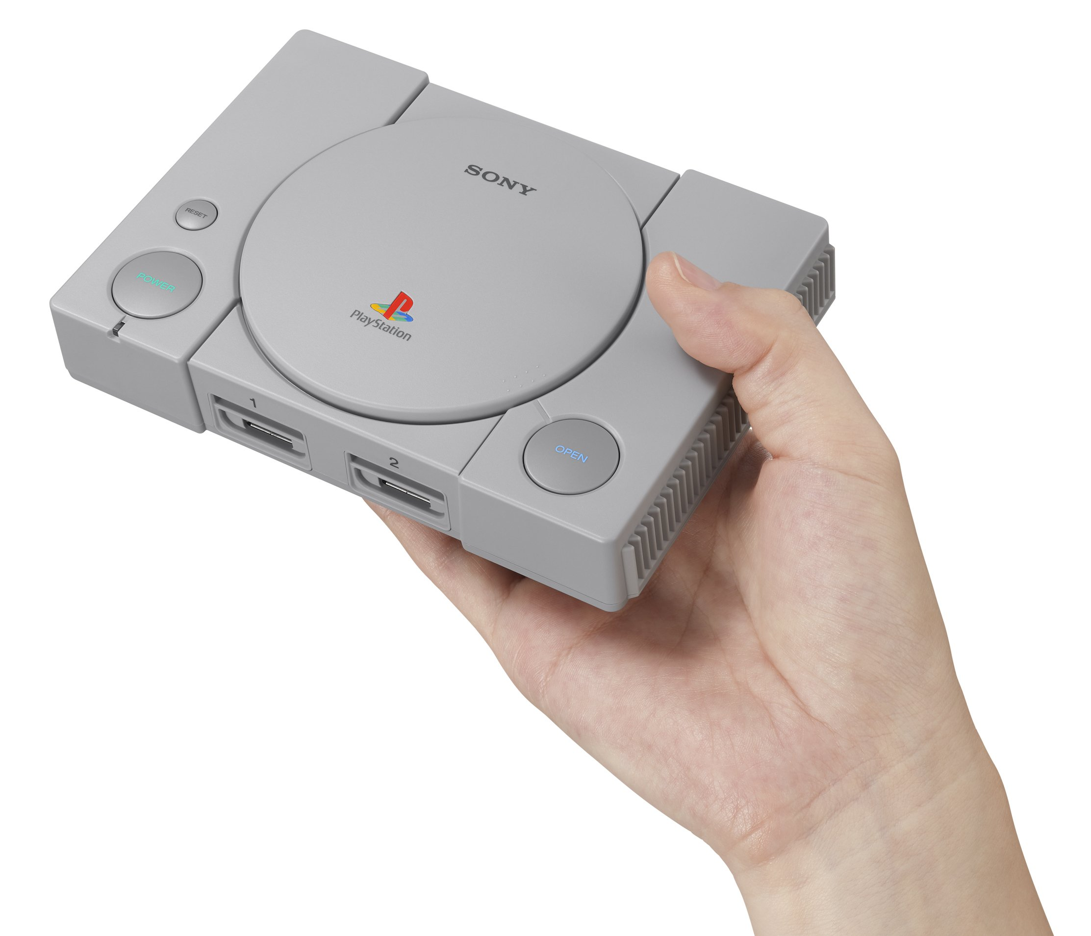 Sony annonce la console miniature PlayStation Classic