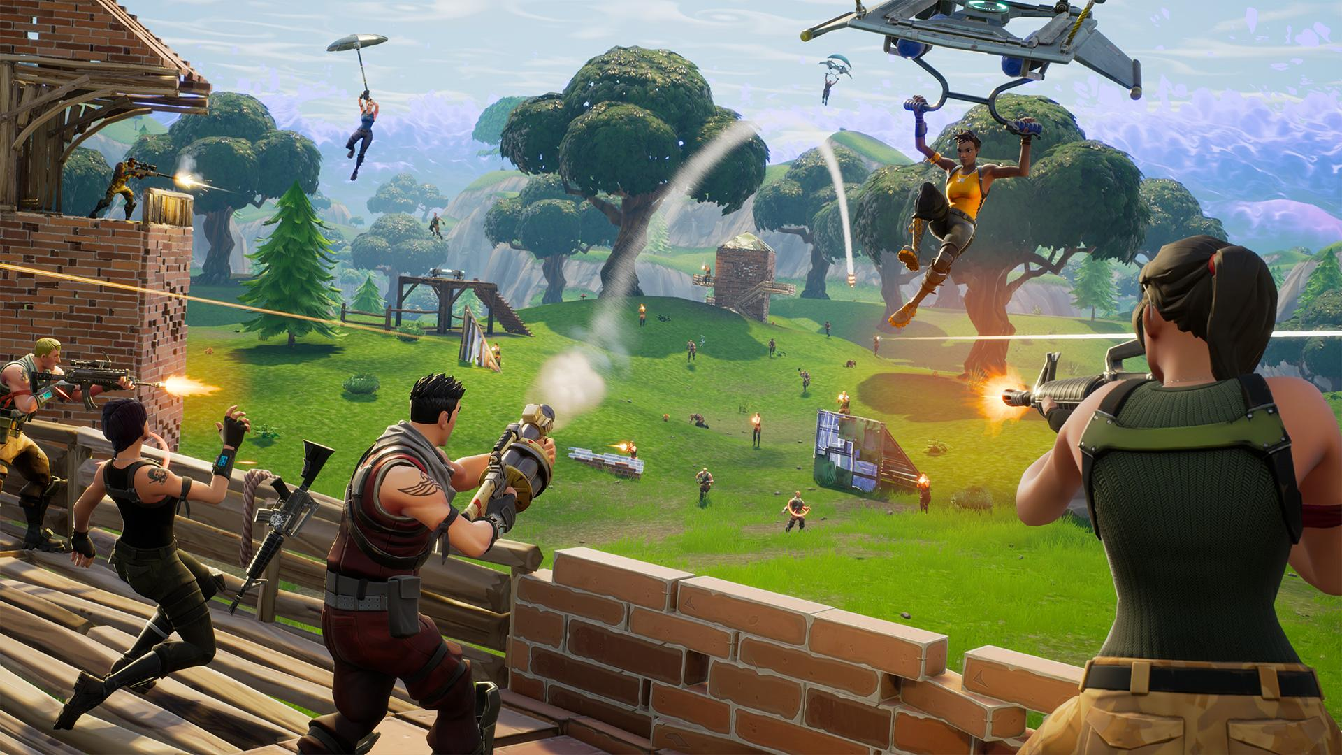 Sony sur Fortnite cross-play : @@'PlayStation 4 is the best place to play @@'