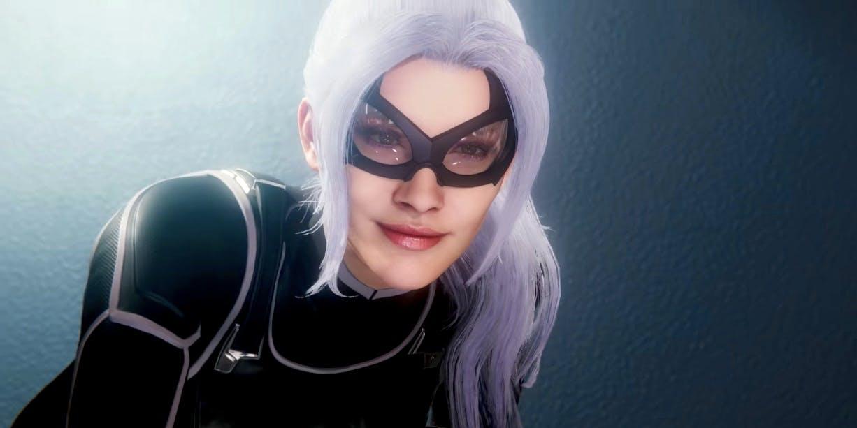 La remorque Spider-Man DLC présente Felicia Hardy alias Chat Noir