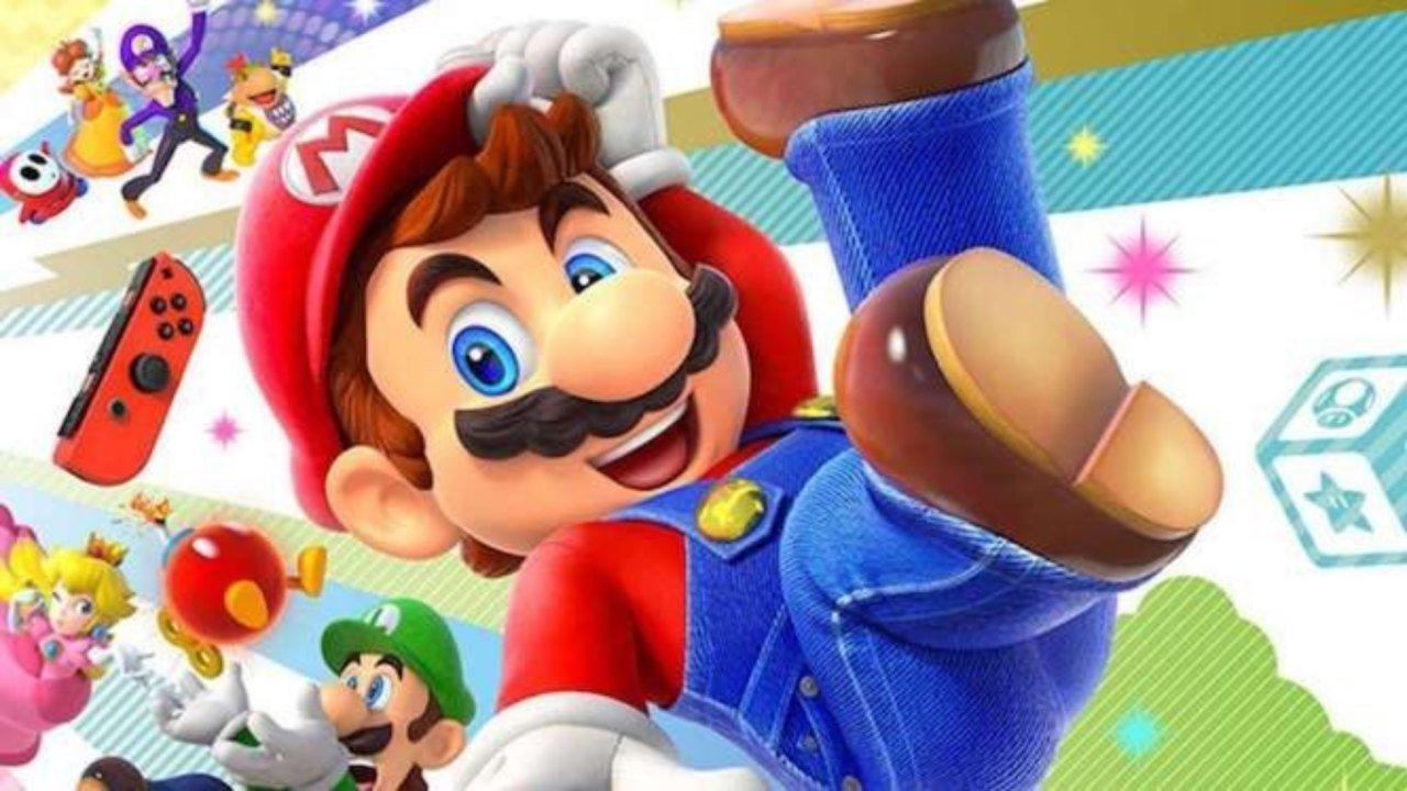 Regardez des séquences des 80 mini-jeux de Super Mario Party.