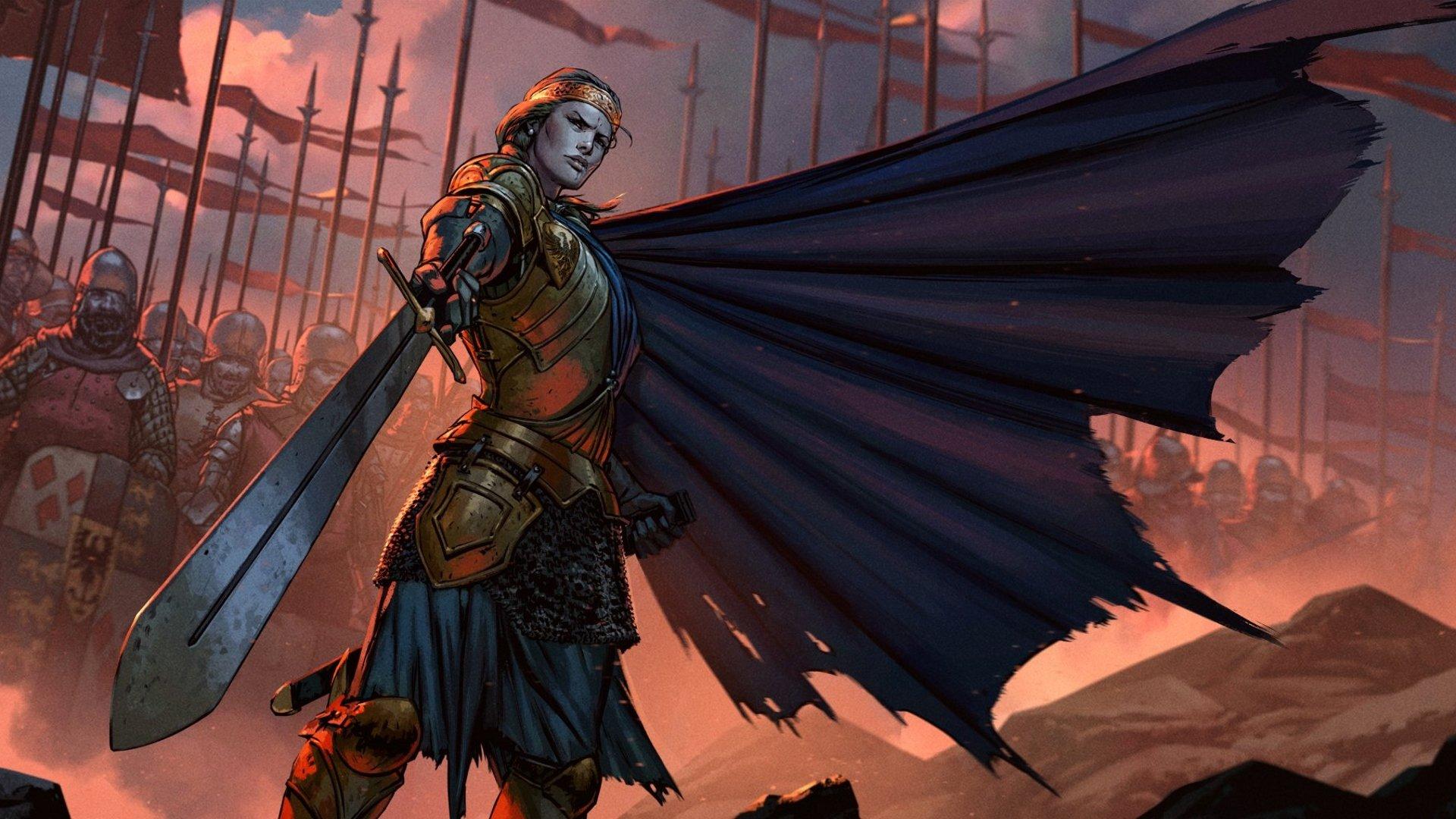 CD Projekt Red révèle que Thronebreaker sera un RPG autonome, basé à Gwent