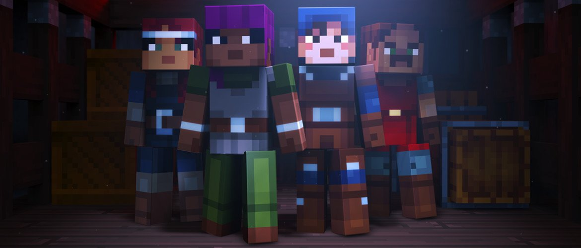 Mojang annonce les donjons Minecraft