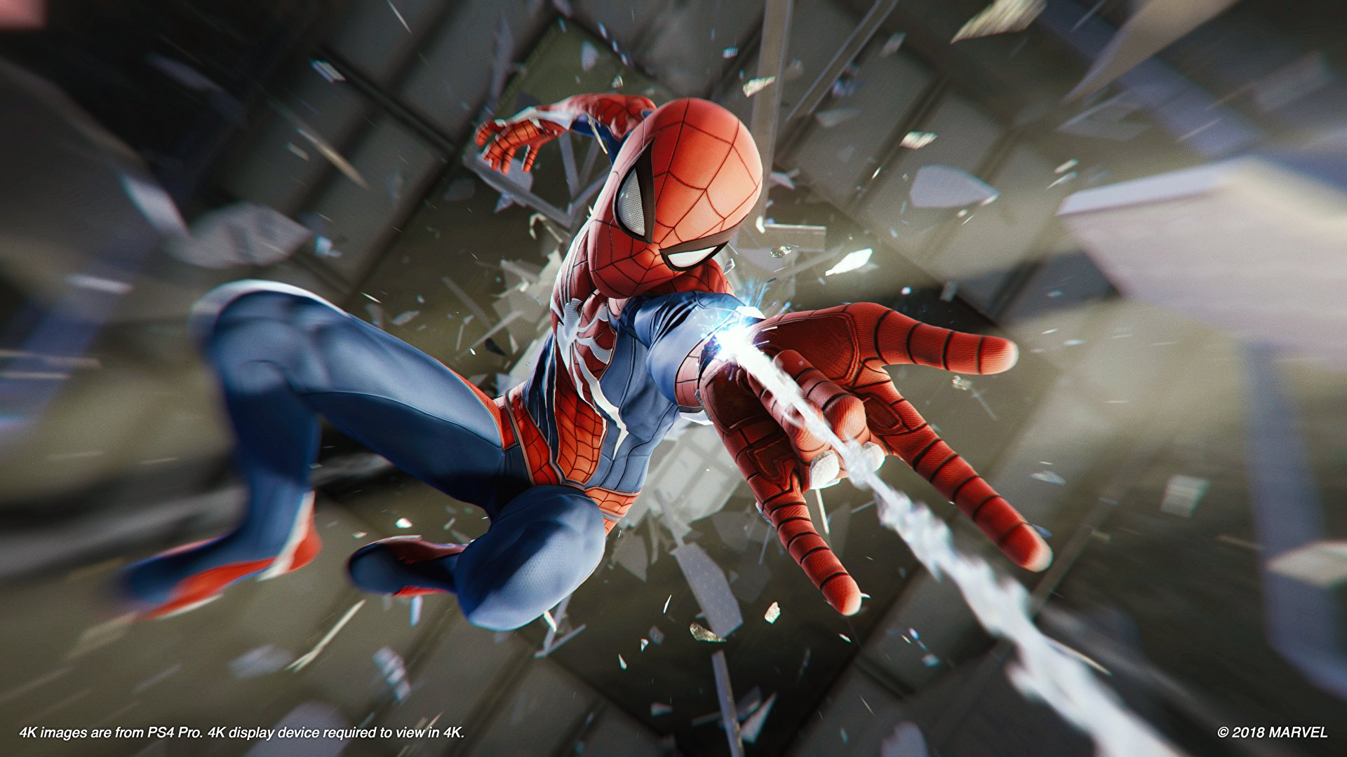 Le mode Spider-Man New Game+ est maintenant disponible