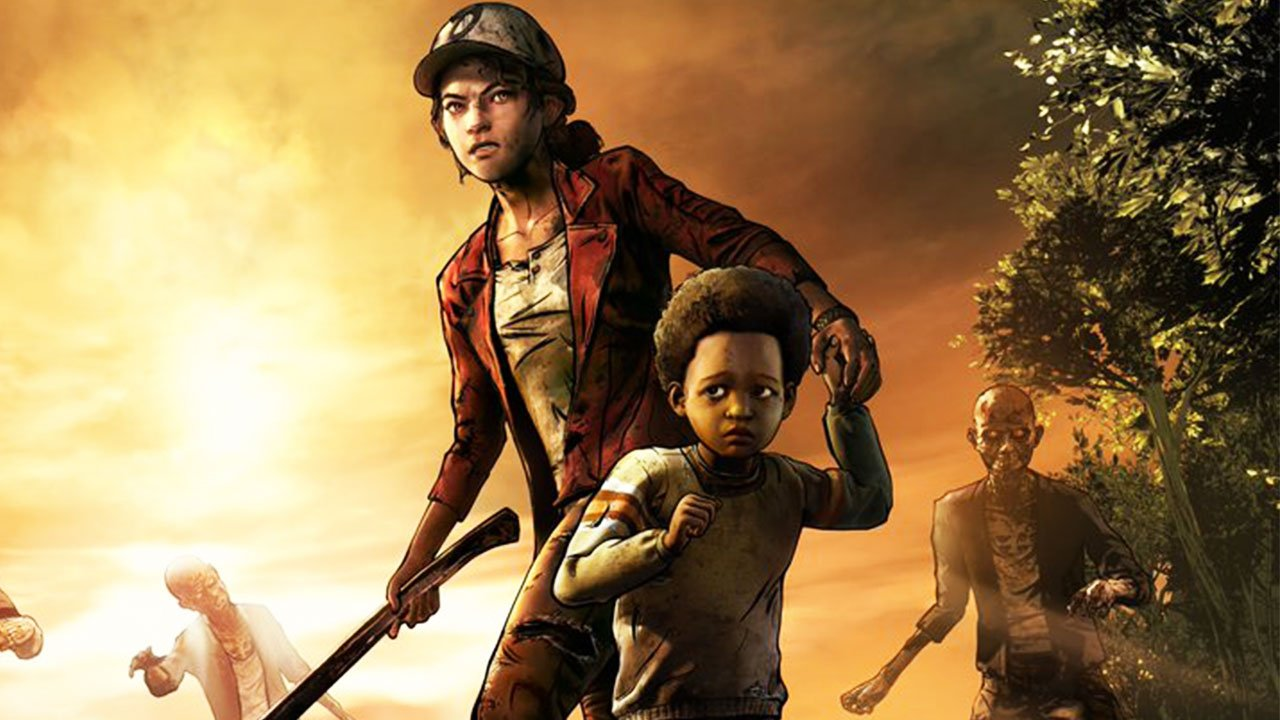 Robert Kirkman, le créateur de Walking Dead, intervient pour sauver le jeu de Telltale.