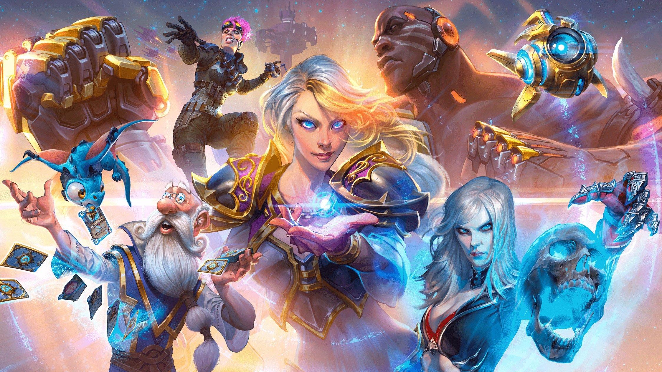 Blizzard pour sortir plus de jeux mobiles à l'avenir