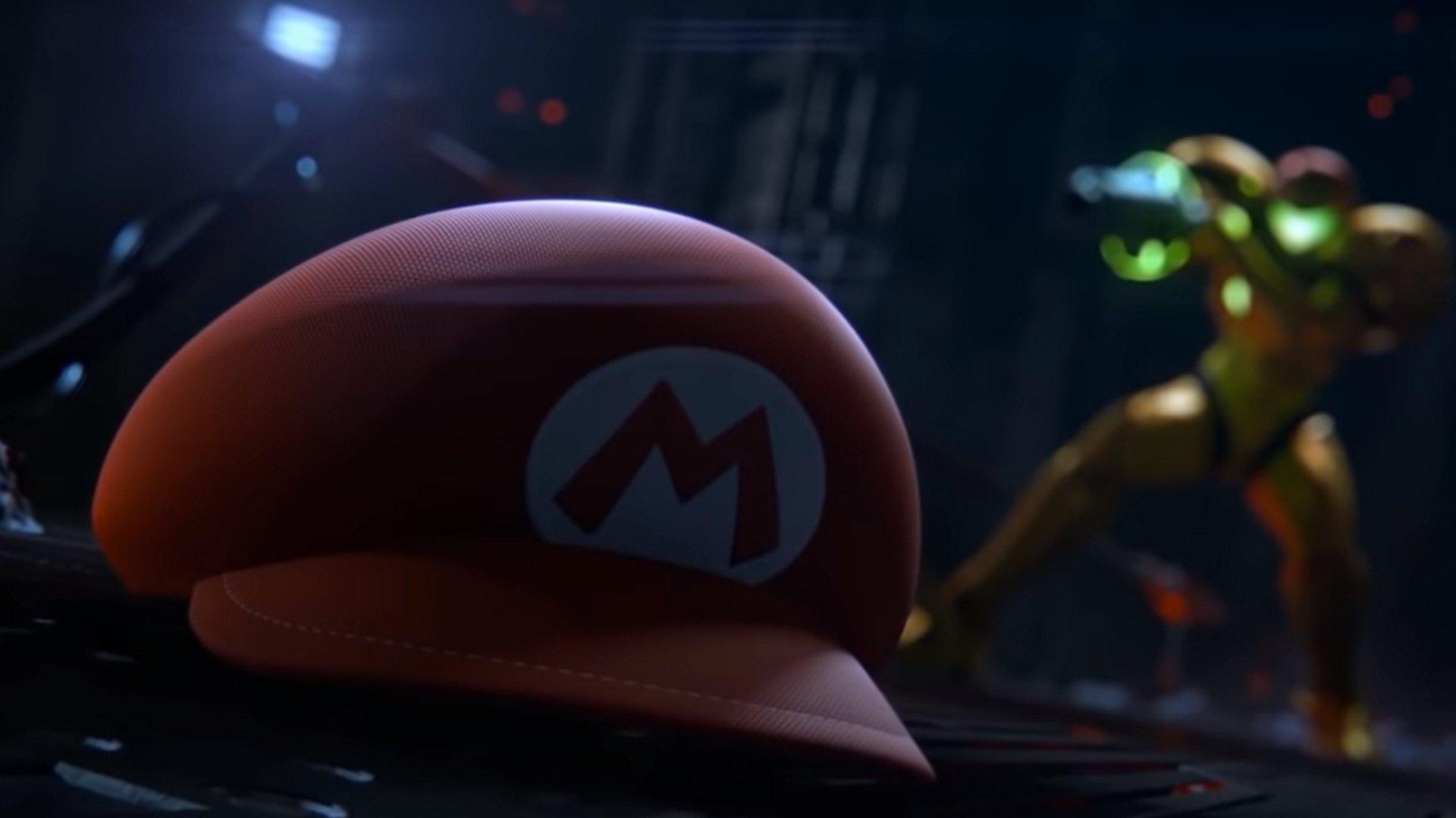 Mario s'est révélé comme un ajout choquant à Super Smash Bros. Ultimate