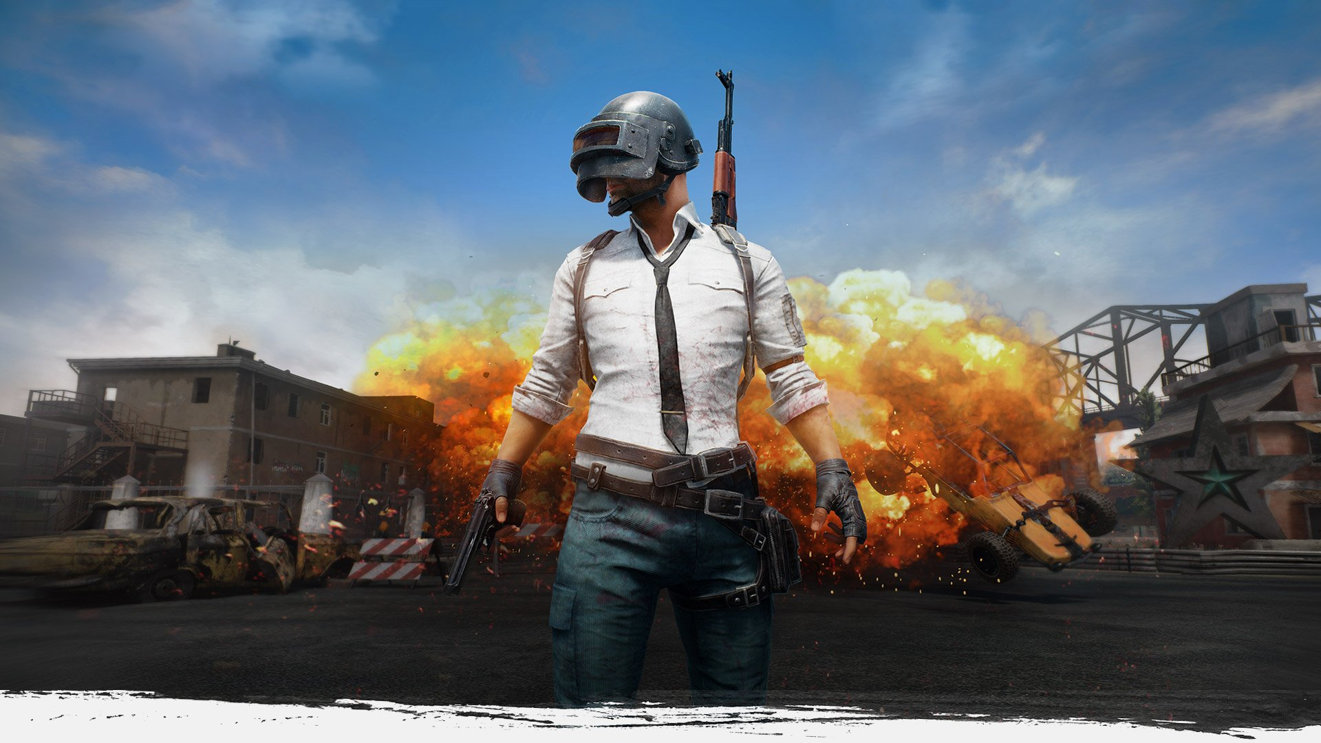 PlayerUnknown's Battlegrounds enfin disponible sur PS4