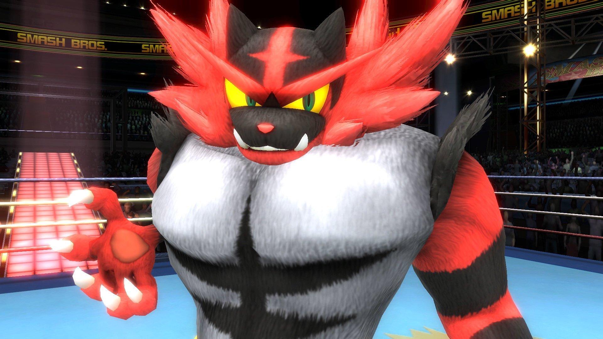 Nintendo dévoile Ken et Incineroar pour Super Smash Bros. Ultimate