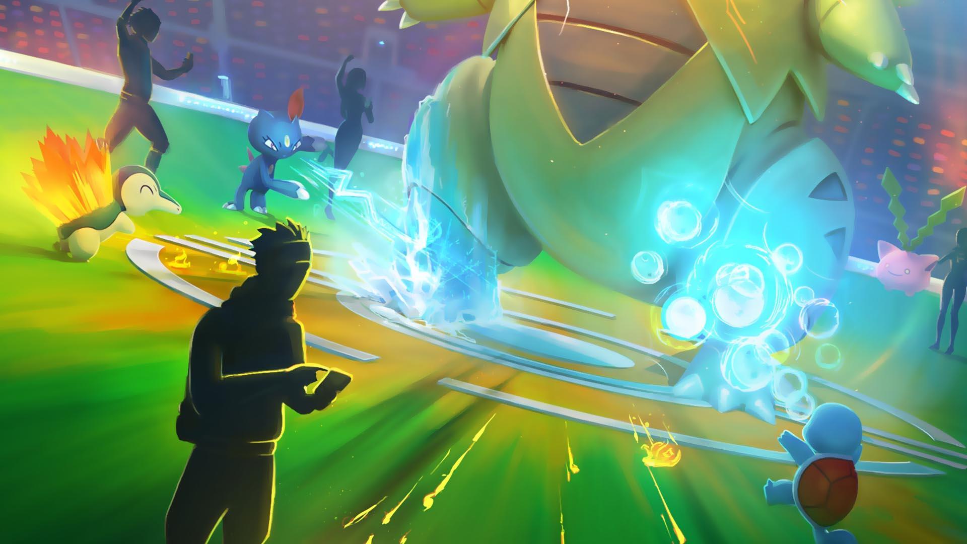 Pokémon GO obtenir Pokémon Trainer Battle fonctionnalité