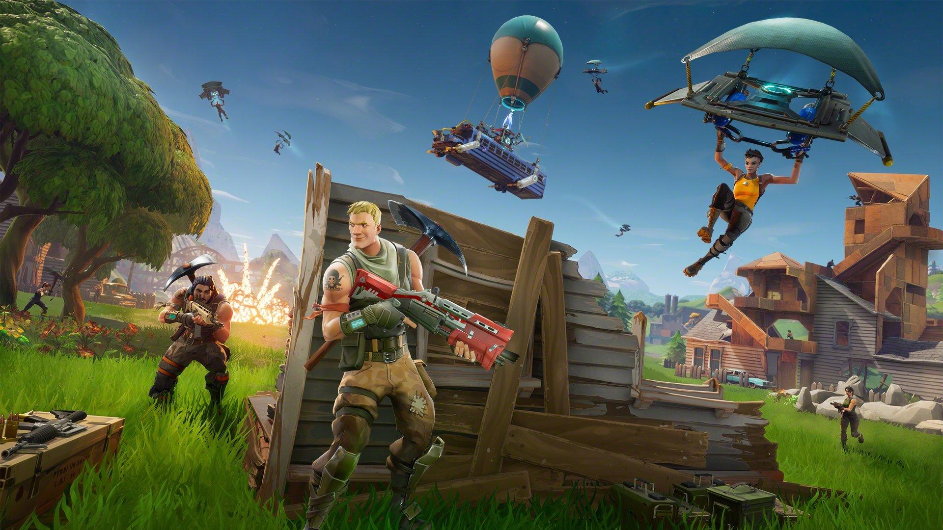 Epic Games dévoile un nouveau magasin, les développeurs conservent 88% du chiffre d'affaires