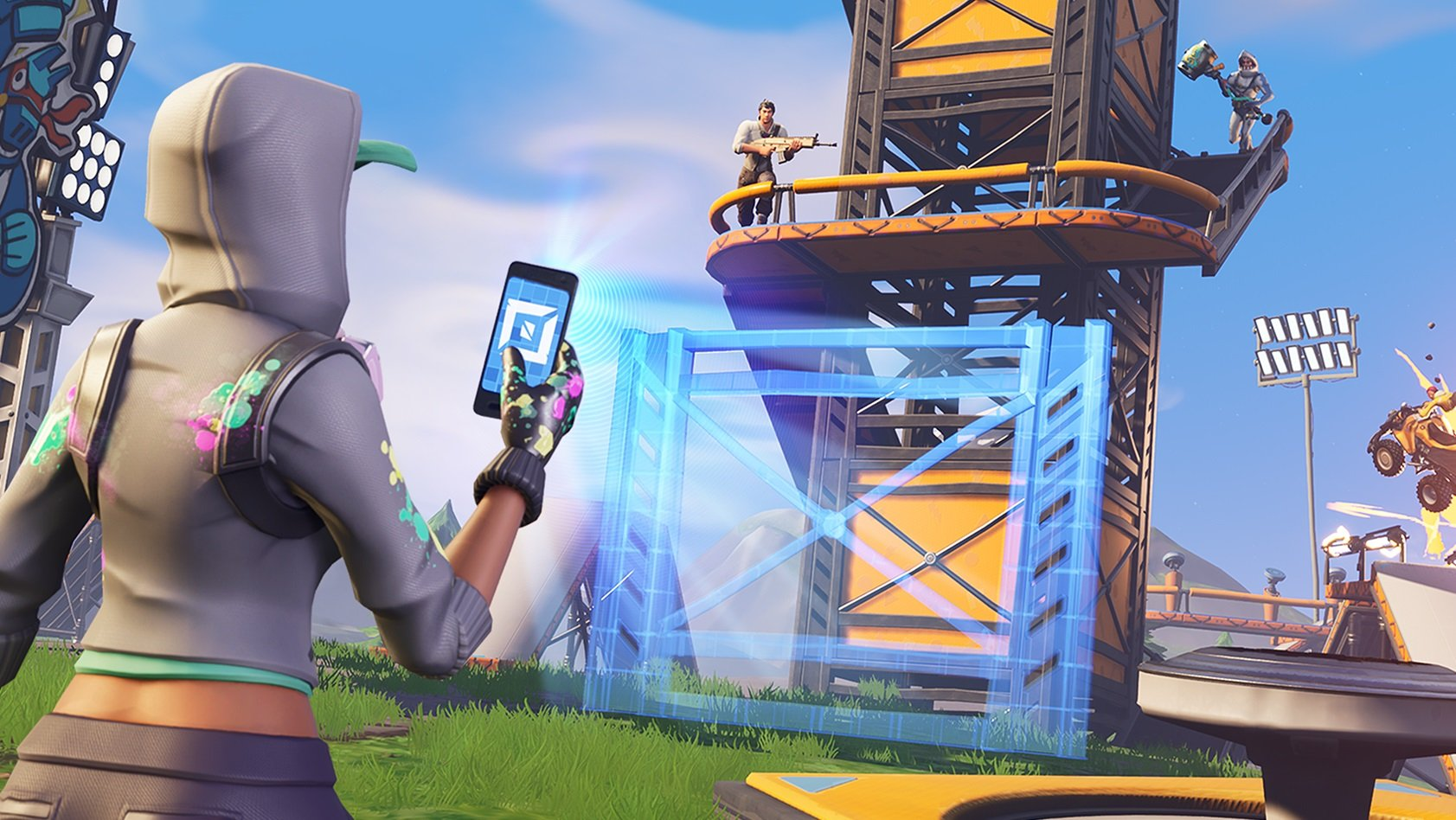 Epic Games lance Creative Mode dans Fortnite
