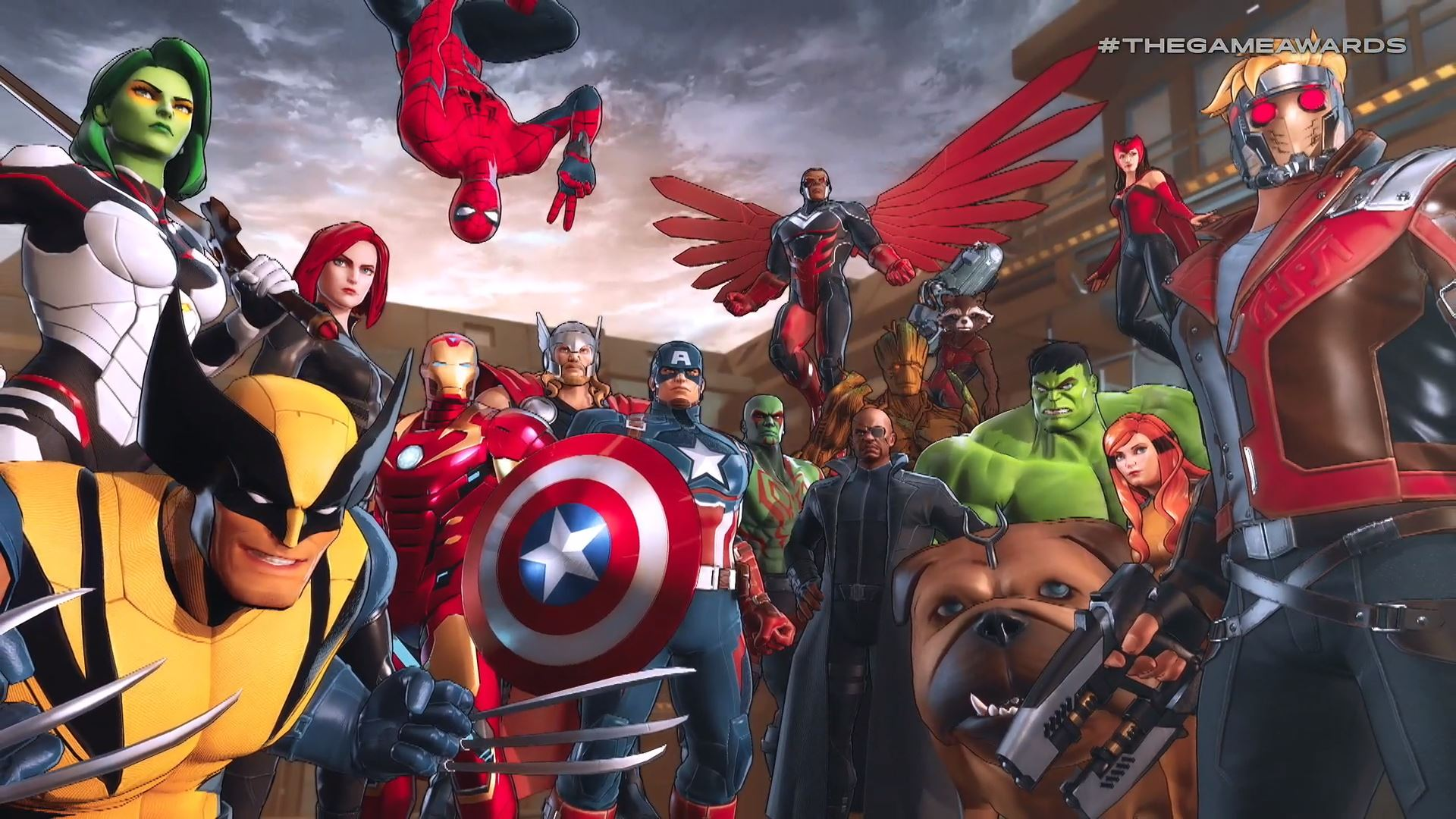 Marvel Ultimate Alliance 3 annoncée aux Game Awards 2018