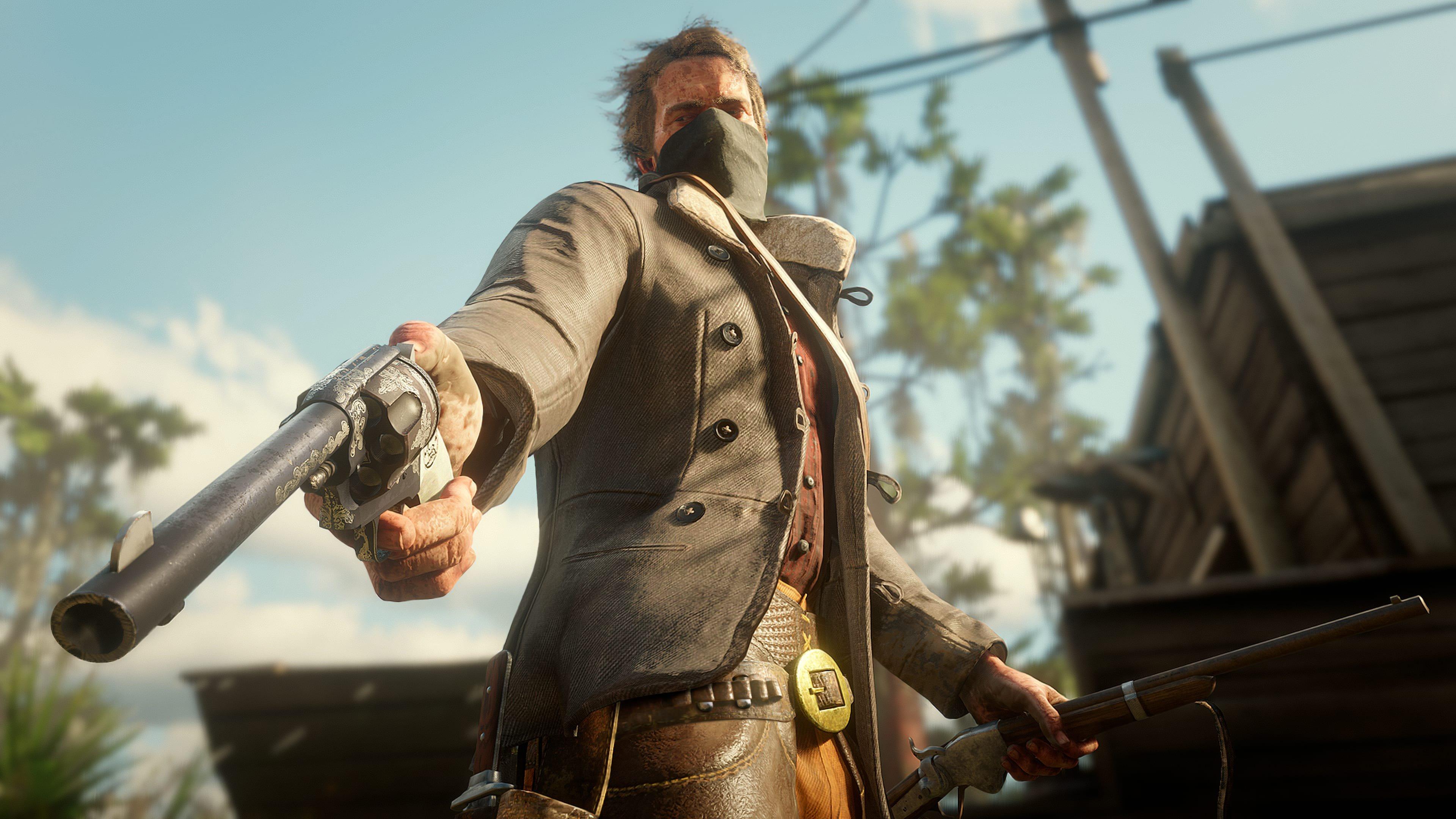 Rockstar s'attaque à Red Dead Online économie en ligne