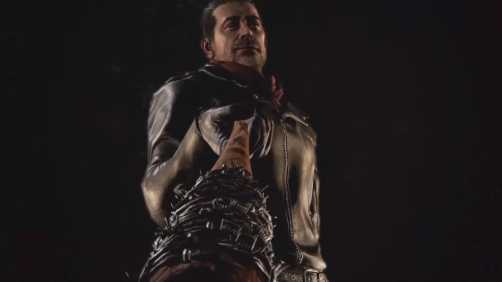 Negan sort dans sa première bande-annonce de gameplay pour Tekken 7.