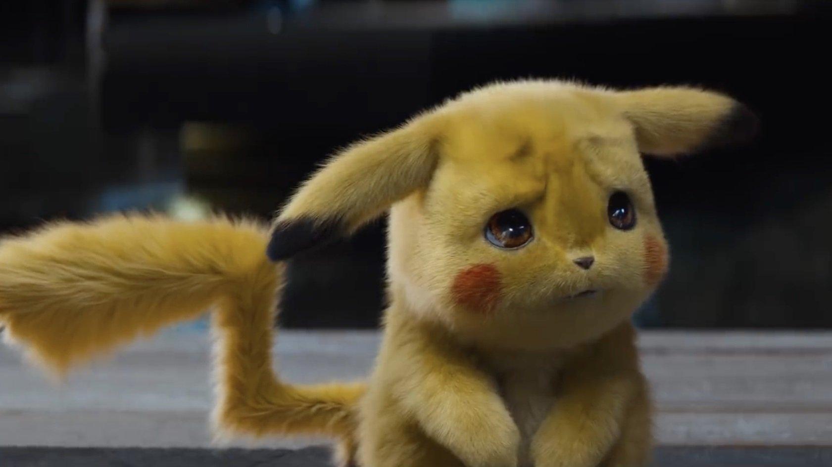 La société Pokémon va vendre la marchandise de l'inspecteur Pikachu