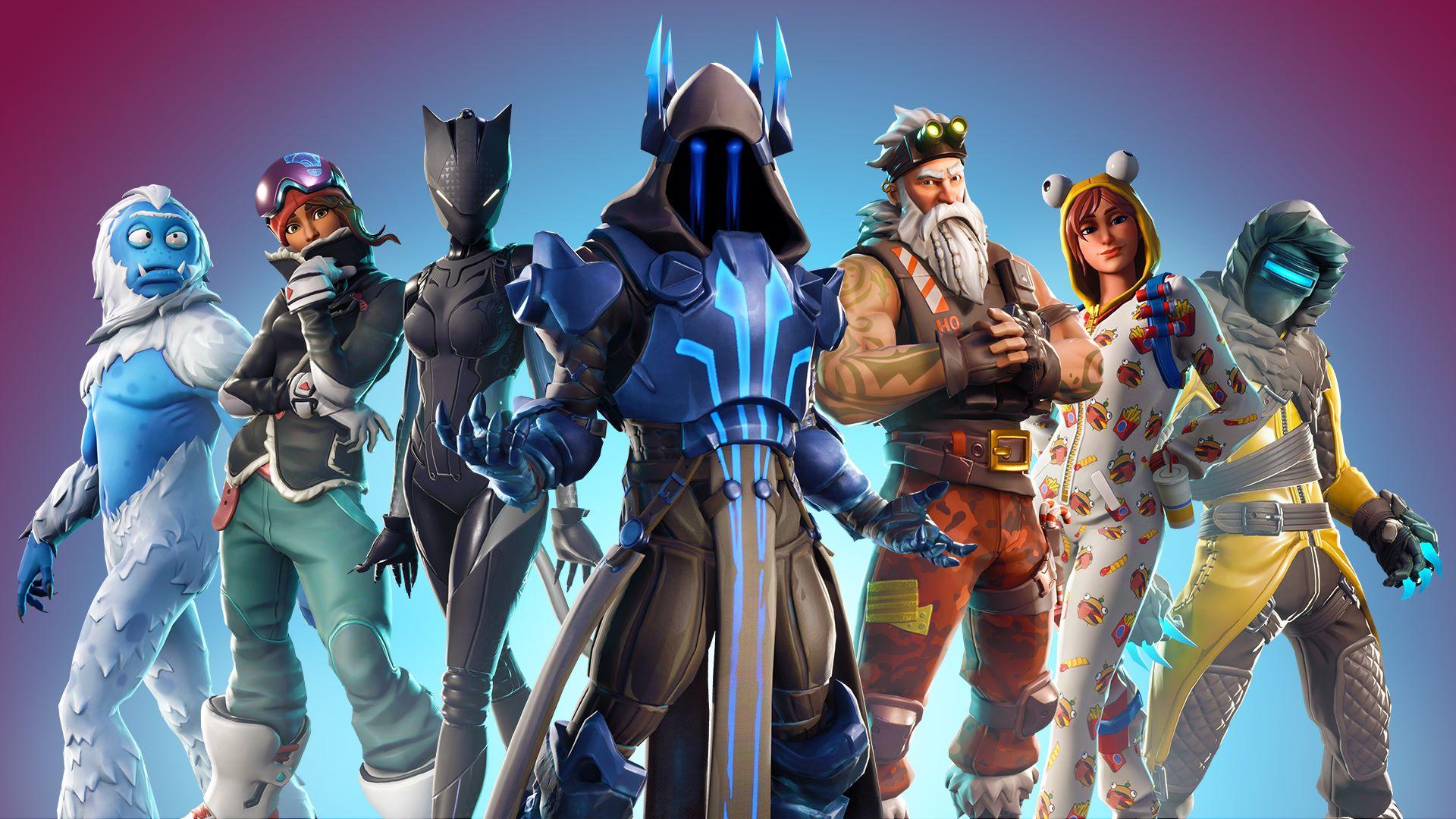 Fortnite 'Secret Skirmish' annoncé pour 2019