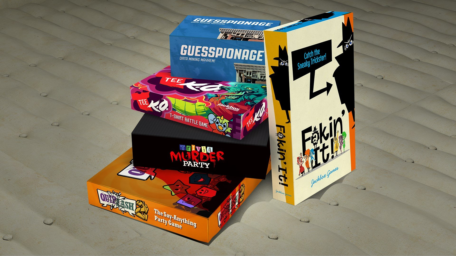 Jackbox Party Pack et Axiom Verge gratuits sur Epic Games Store