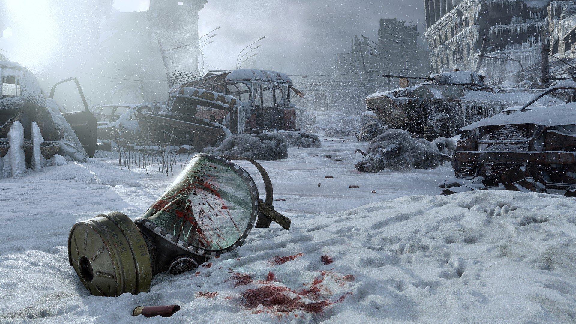 De nouvelles armes et de nouveaux mods taquinés dans la remorque Metro Exodus