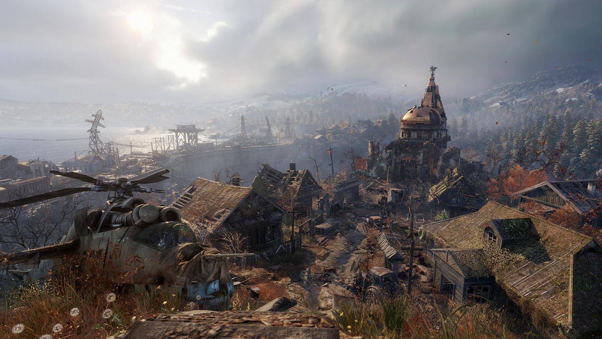 Metro Exodus bundle pour Xbox One X annoncé