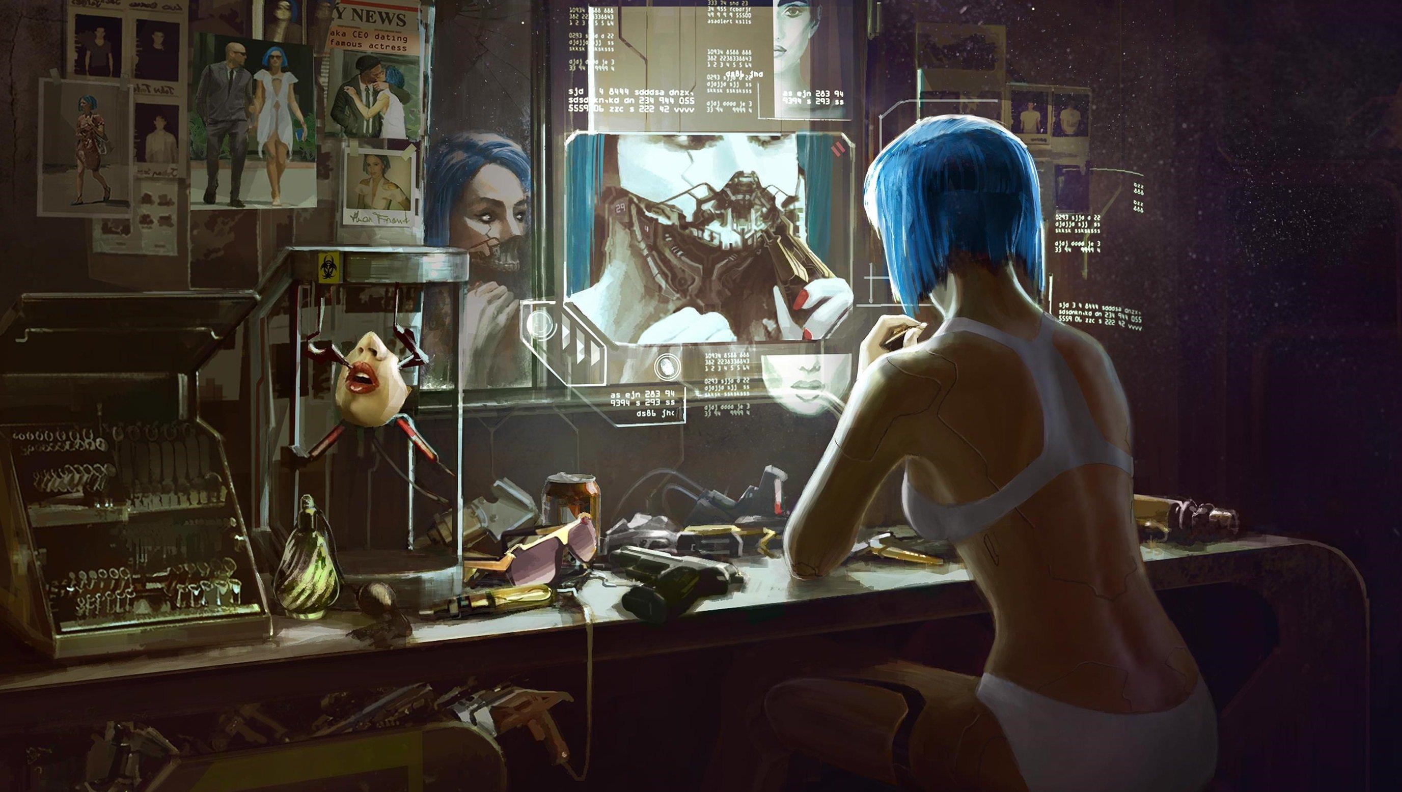 E3 2019 aura un nouveau Cyberpunk 2077 info 2077