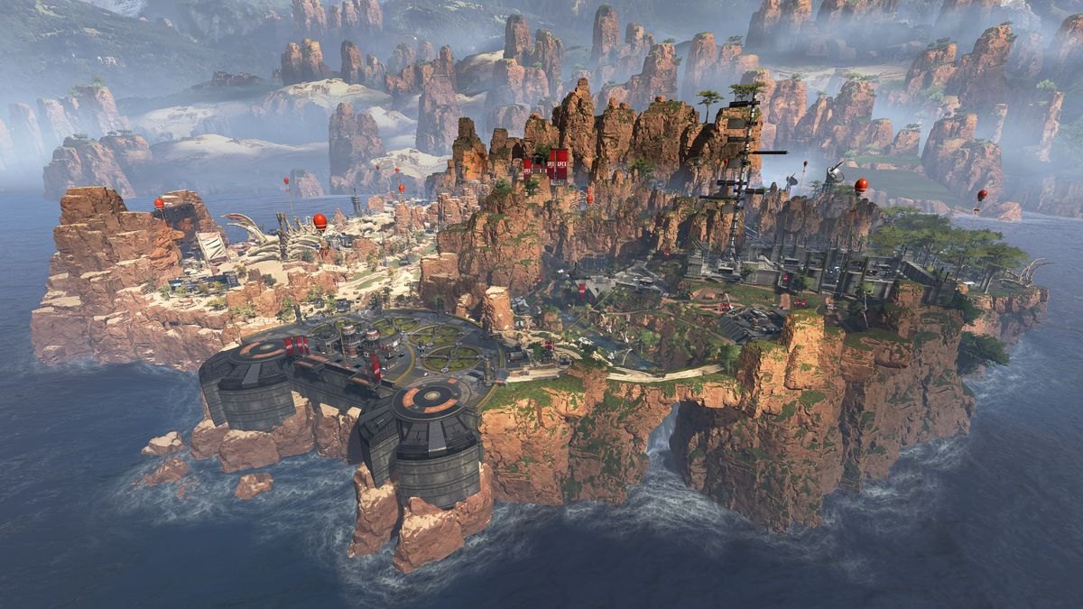 Guide Apex Legends : Battle Royale