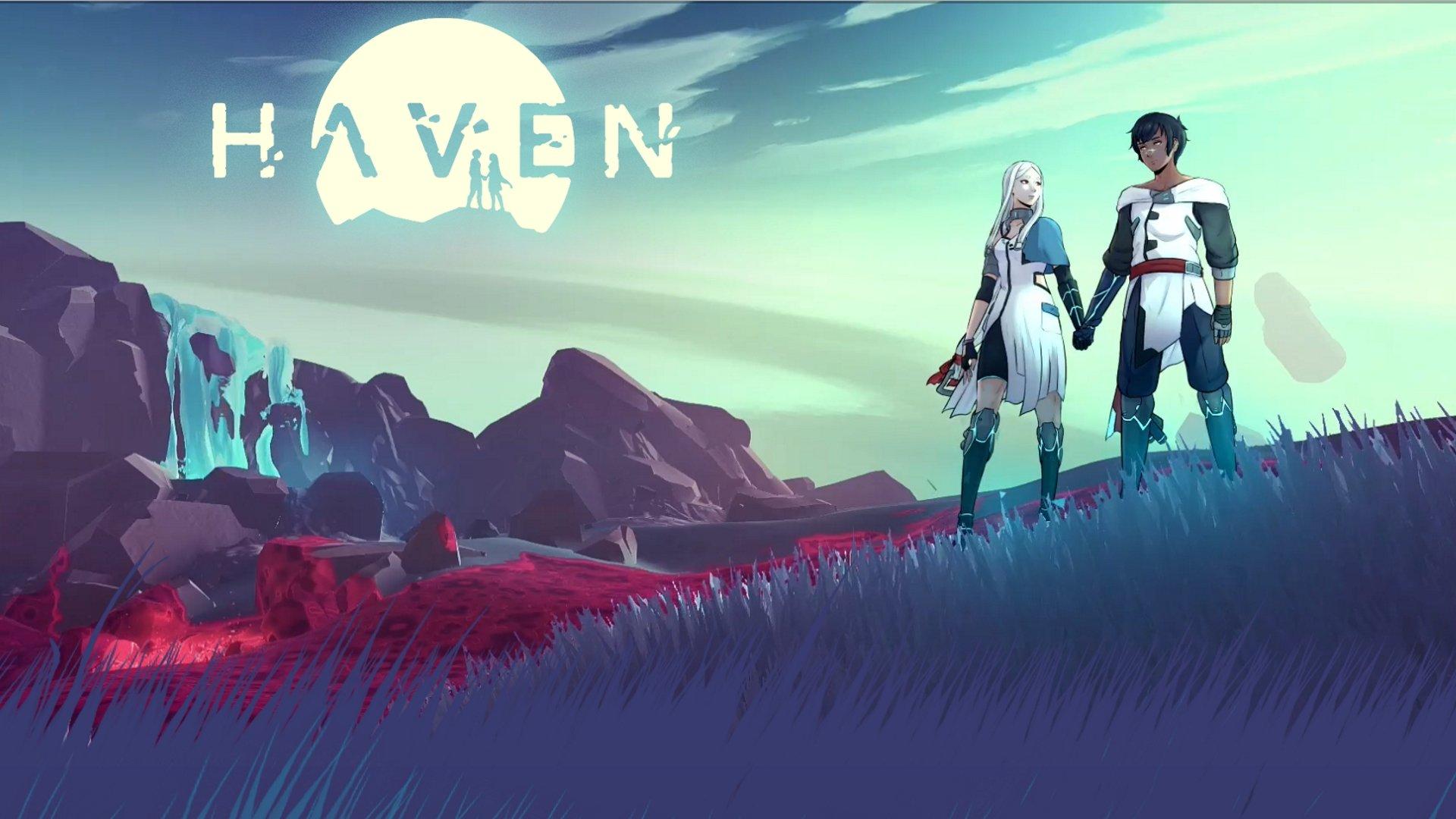 Haven est une coopérative de science-fiction RPG du développeur de Furi