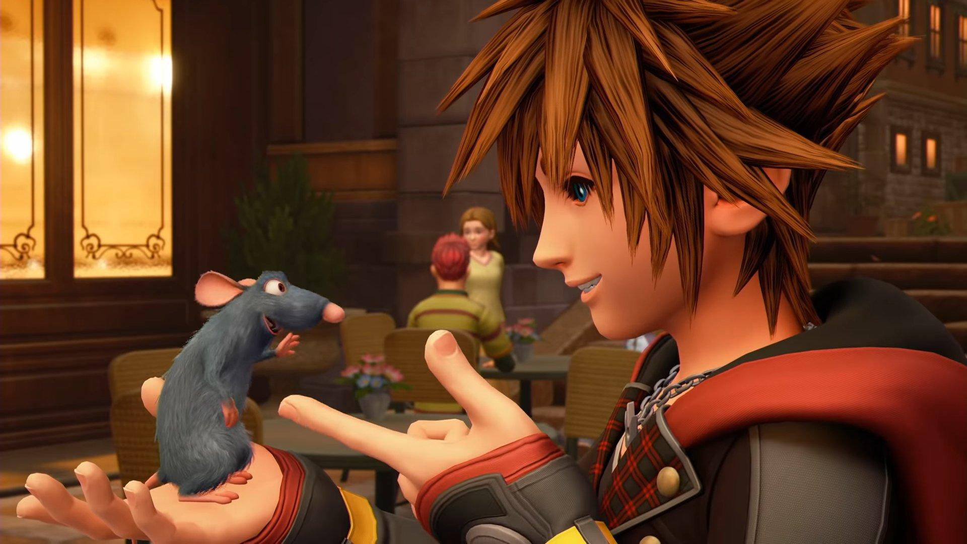 Kingdom Hearts 3 DLC en cours d'élaboration