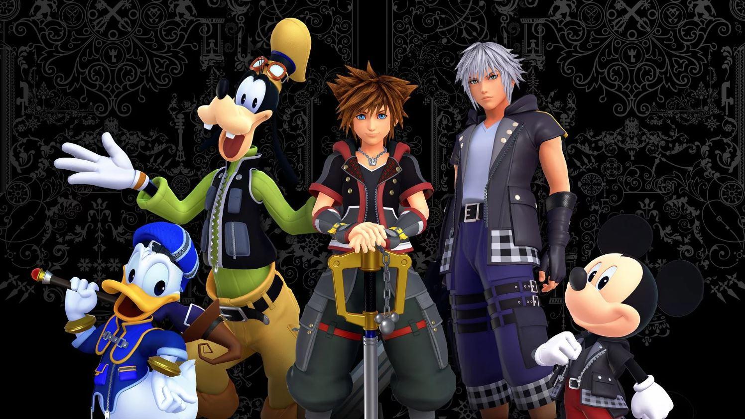 Kingdom Hearts obtient une adaptation de jeu de société