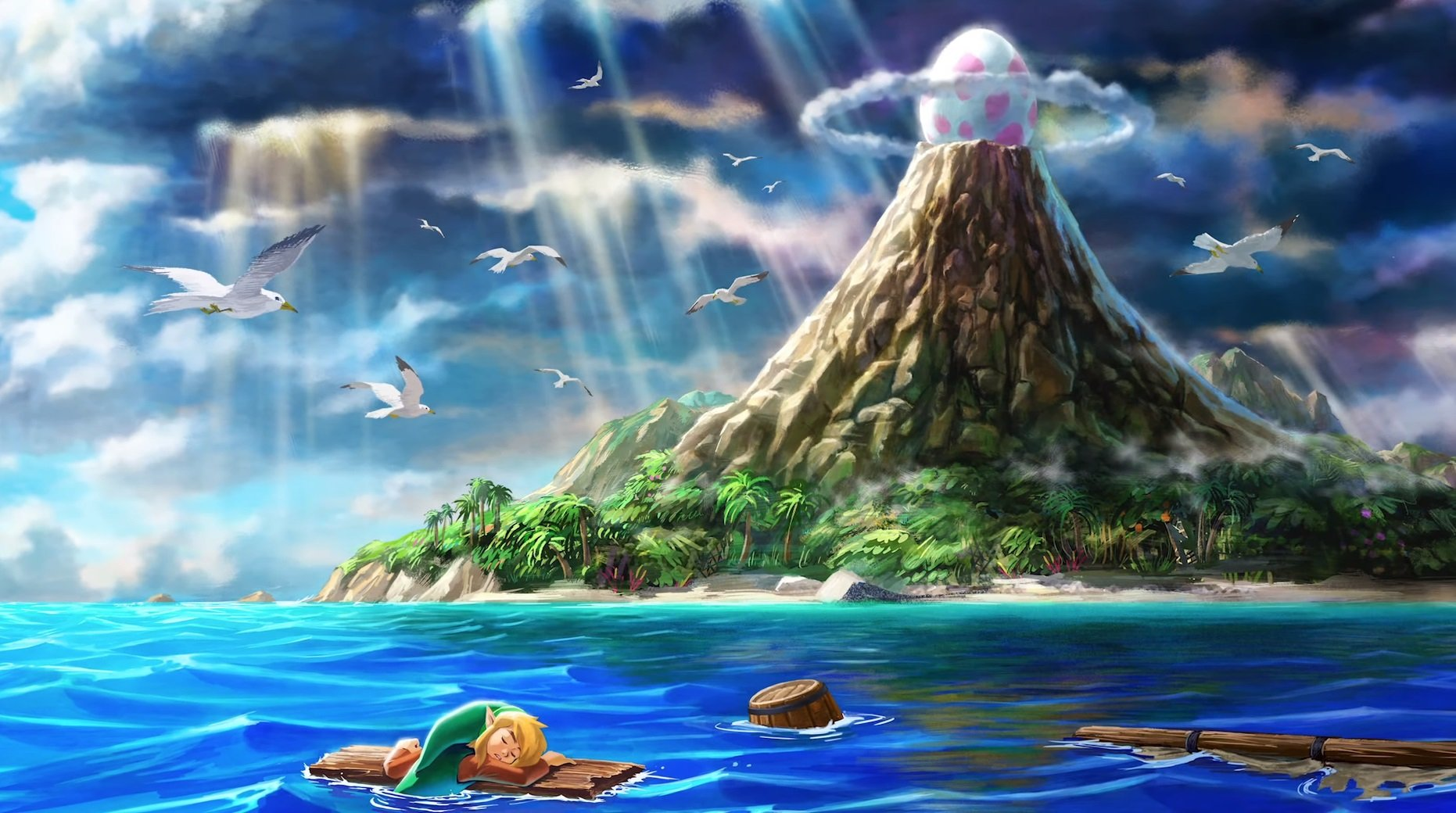 Link's Awakening obtient une version de Switch