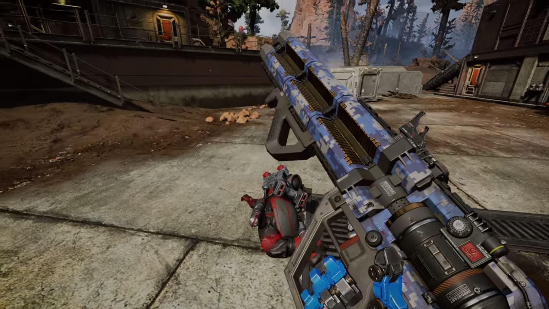 Nouveau Havoc Rifle ajouté à Apex Legends