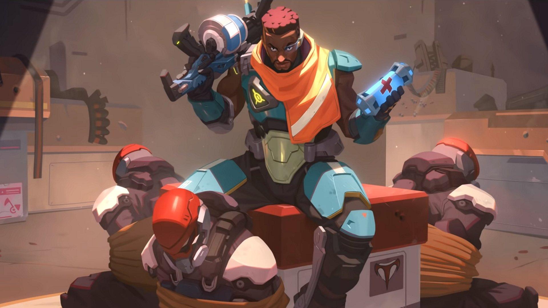 L'infirmier de combat Baptiste est le nouveau héros d'Overwatch.