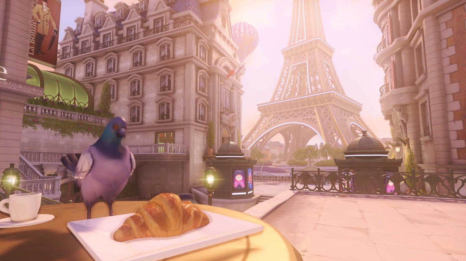 Le prochain héros d'Overwatch sera peut-être un médecin français nommé Baptiste.